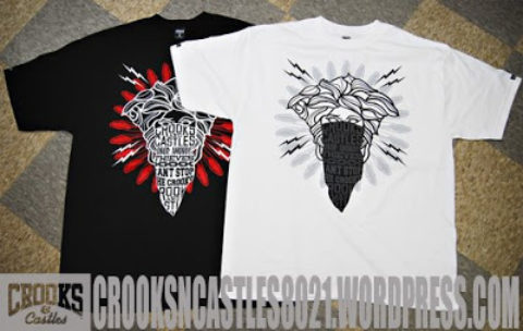 Crooks'n'Castles Fall preview
