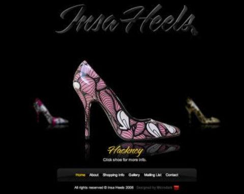 Insa heels & MIA's shop (NEW X 2)