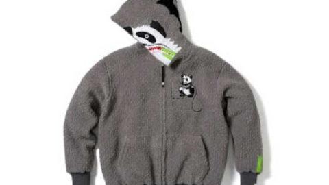 BAPE – Panda hoodie