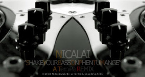 NICALAI/DJ Swamp vs. TERNIPE – SHAKE YOUR BASS ON PHEN TU MANGE