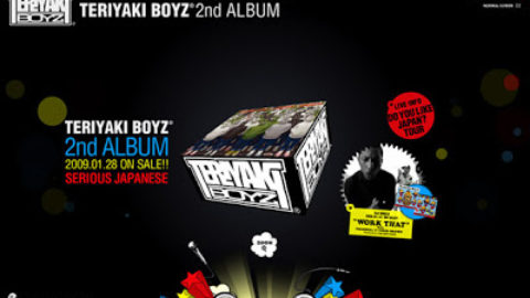 Teriyaki Boyz – Serious Japanese