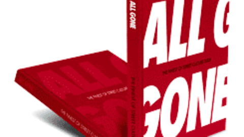 All Gone – the book