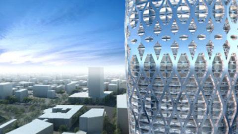 Zaha Hadid – Dorobanti Tower.