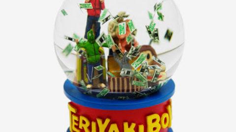 BAPE – Teriyaki Boyz – Snow Dome
