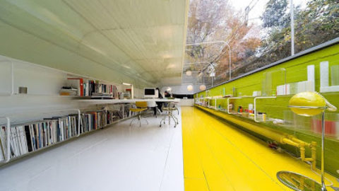 Selegas Cano Architects Office – Madrid
