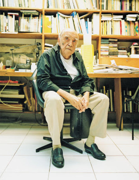 OSCAR NIEMEYER The 101-Year-Old Man Who Invented Brazil's Capital (Vice Magazine)
