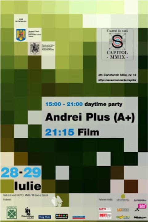 28-29, 30 Iulie @ Teatrul de vara Capitol MMIX / © Save or Cancel