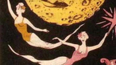 """George Melies – """"Le voyage dans la lune"""""""