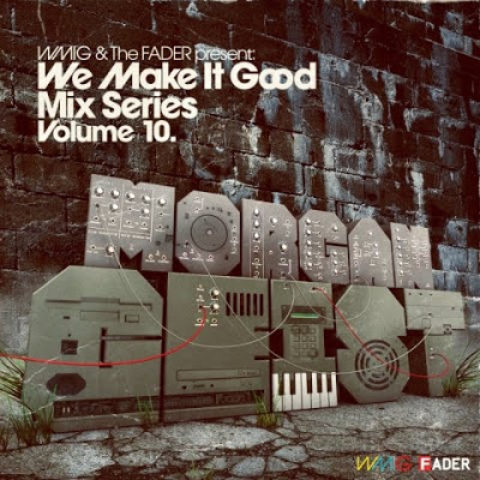 We Make It Good Mix Series Vol. 10: Morgan Geist