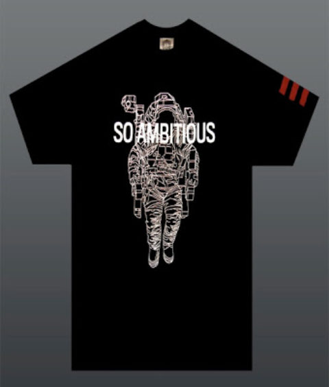 "BBC / Ice Cream – Black ""So Ambitious"" BP3 T-Shirt Release"