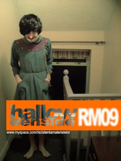 Rezistenta Materialelor – Halloween mix 2009