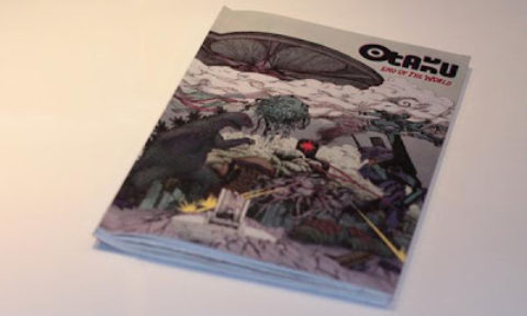 "Otaku Magazine – ""THE END OF THE WORLD"""