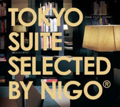 Tokyo Suite Selected by NIGO ® & TERIYAKI BOYZ – DELICIOUS JAPANESE