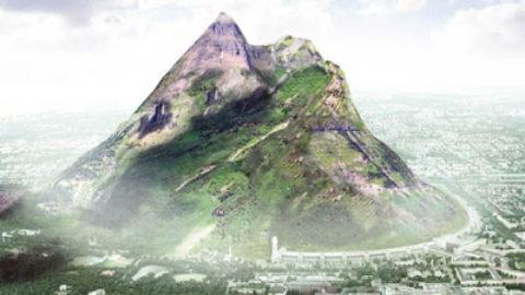 The Berg – Berlin mounatain
