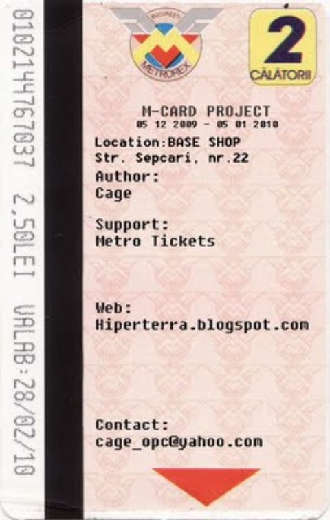 MCard project