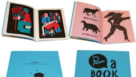 Parra – a book full of it