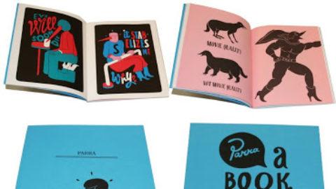 Parra – a book full of it