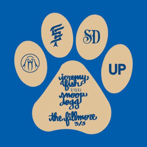 Upper Playground x Snoop Dogg x Jeremy Fish