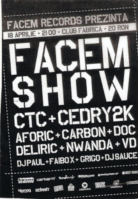 Facem Records Facem Show