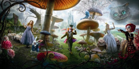 Alice in China, Wonderland no more