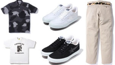 BAPE® WEEKEND RELEASES