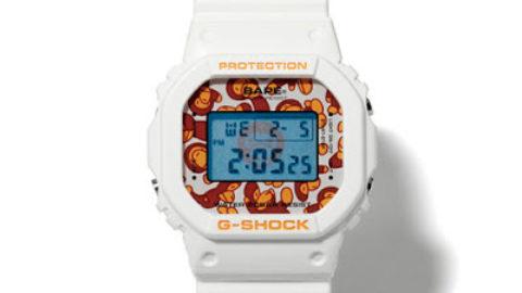 BABY MILO G-SHOCK DW-5600