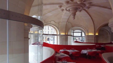 odile decq: (phantom) opera restaurant paris
