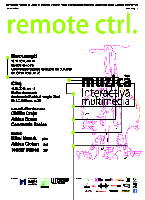 remote ctrl. – muzică interactivă multimedia