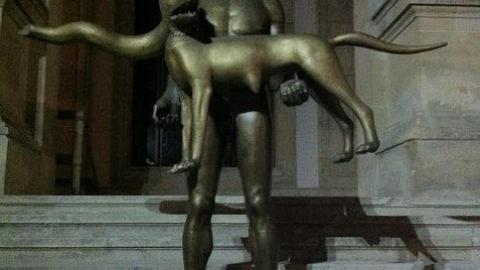 statue or statute?