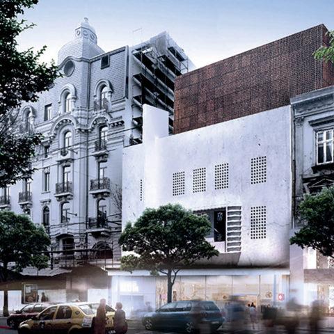 cinema Capitol cultural hub proposal