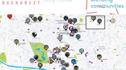 Un-hidden Bucharest Street Art Tours |The Creative Quarter Design Festival edition