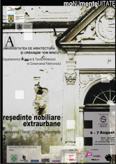 Week 3 @ Teatrul de vara CAPITOL MMIX / © Save or Cancel