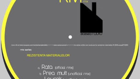 Rezistenta Materialelor Live Set + New EP