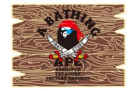BAPE – Pirate Store