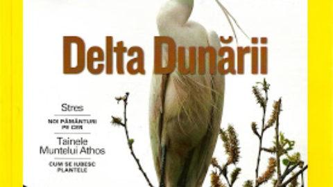 """Delta Dunarii pe trei brate"""