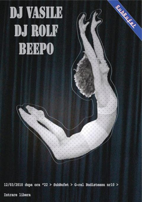 DJ Vasile // DJ Rolf // Beepo