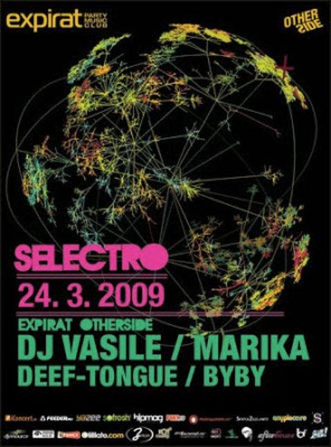 Selectro: DJ Vasile \ Marika @ other side