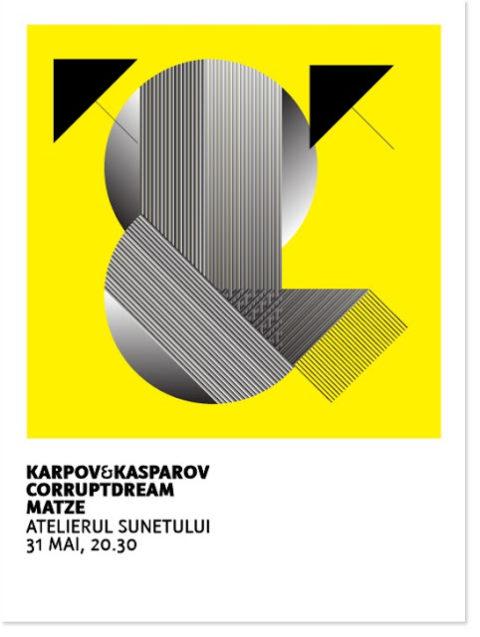 KARPOV & KASPAROV  CORRUPTDREAM  MATZE