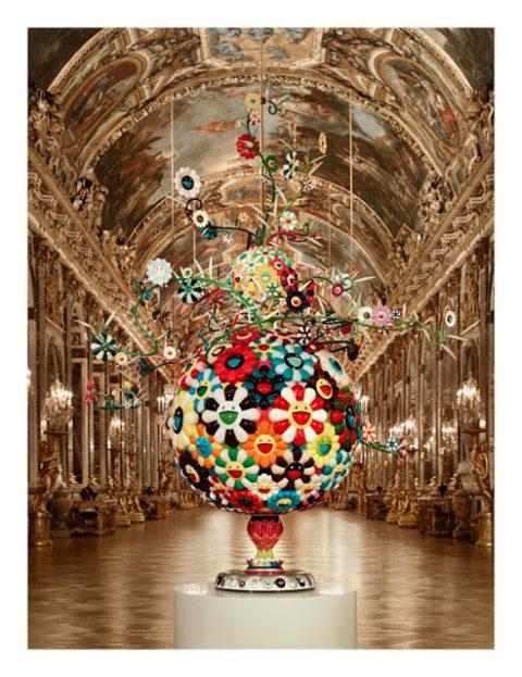 Murakami @ Versailles