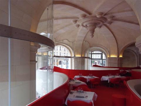 odile decq: (phantom) opera restaurant paris