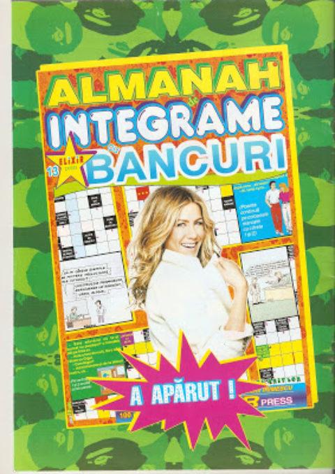 almanahul de integrame x BAPE
