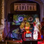 Fluid @ Teatrul de vară Capitol