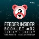 Feeder Insider Booklet #0.2 Pop-up Gallery @ Kube Musette