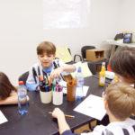 workshop copii Capitol @ MNAC