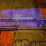 Un-hidden Bucharest VJ VLC @ Cinema Marconi