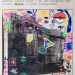 puzzle Paint a monument workshop