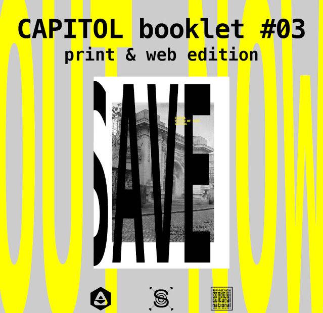 Capitol booklet #03 și e-book
