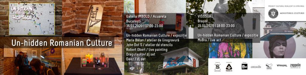 Un-hidden Romanian Culture 2020